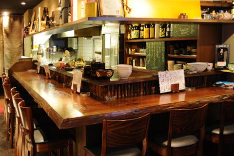 福山市 飲食店 春吉-はるきち-の店舗画像2