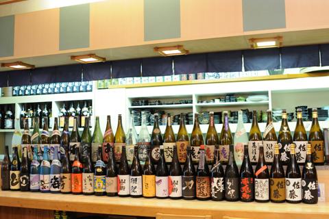 福山市 飲食店 九州料理 加津佐の店舗画像2
