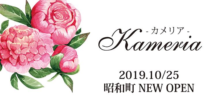 福山・三原 ラウンジ・スナック Kameria-カメリア-の店舗画像1